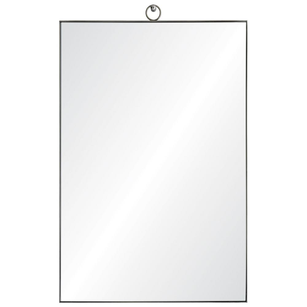 Eastwick 38 in. x 23.5 in. Framed Wall Mirror