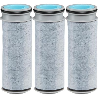 Stream Pitcher Replacement Water Filter Cartridge (3-Pack), BPA Free