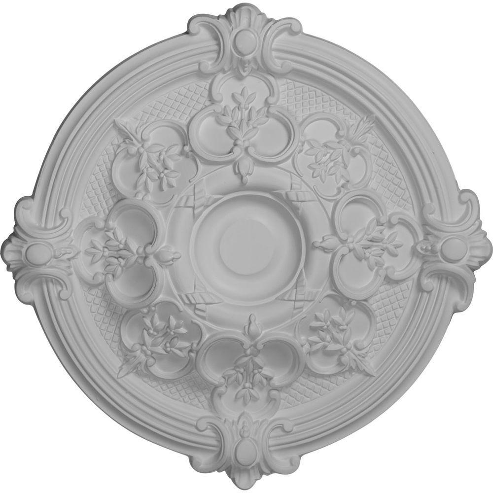 17-3/8 in. O.D. Hamilton Ceiling Medallion
