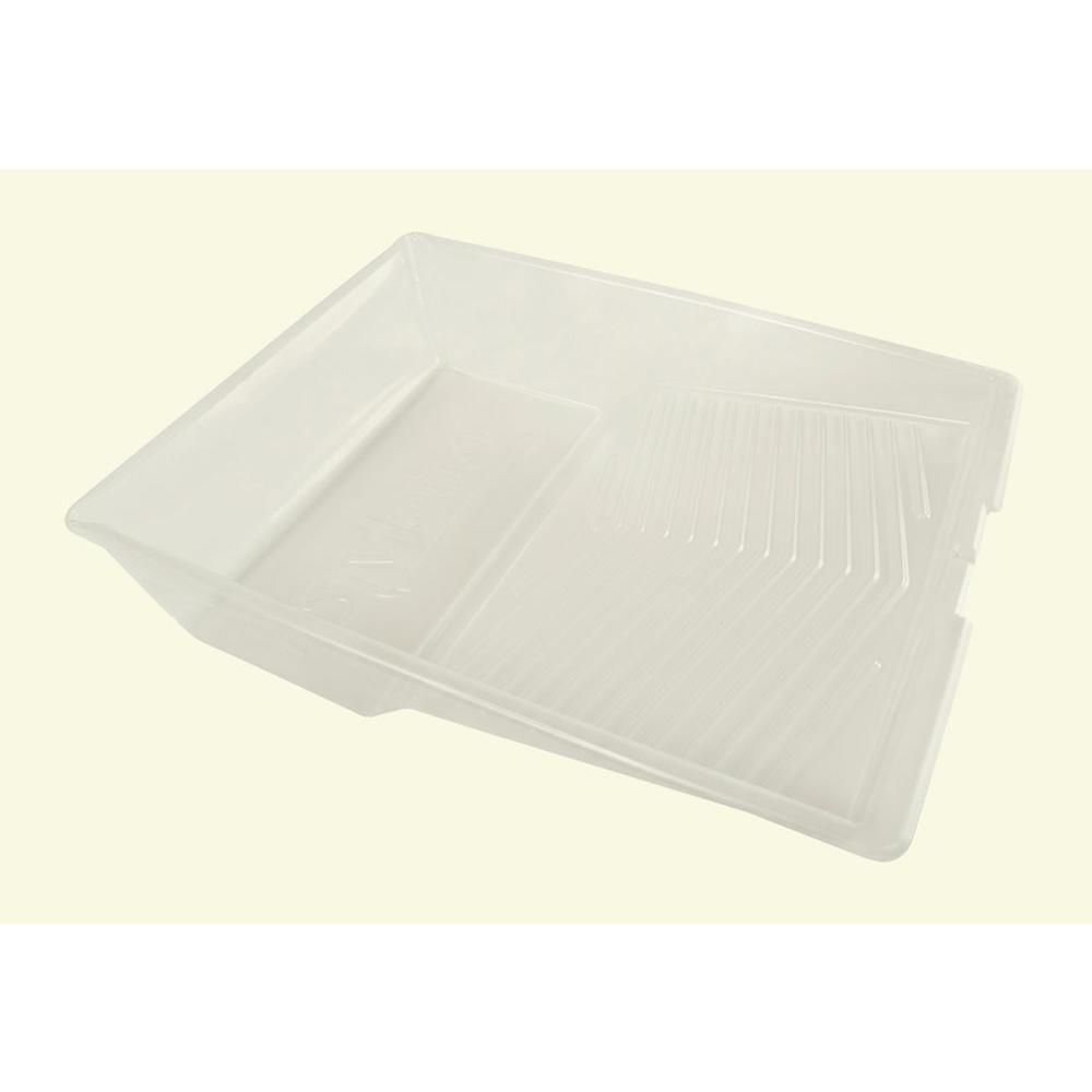 9 In. Plastic Paint Caddie Liners (10-Pack)