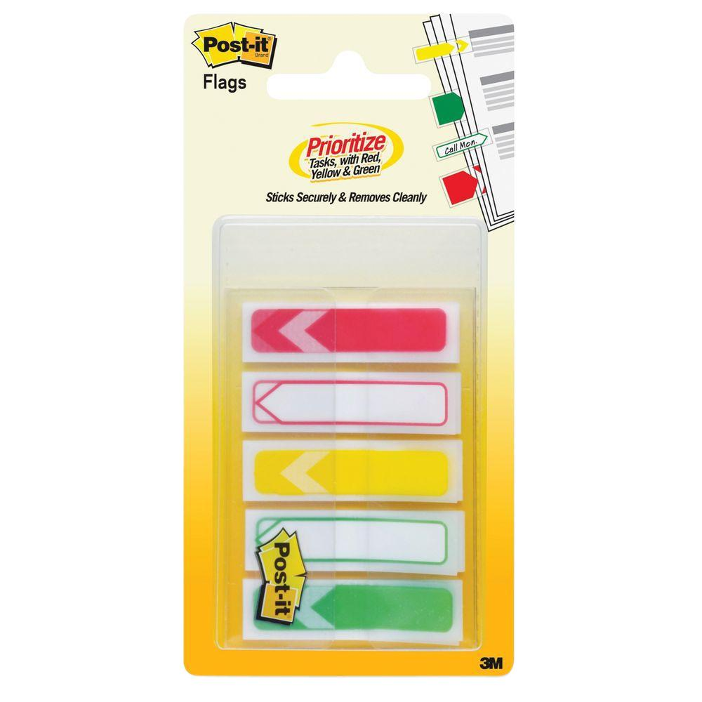 Post-It 0.5 in. W Repositionable Removable Self-Stick (60-Pack)