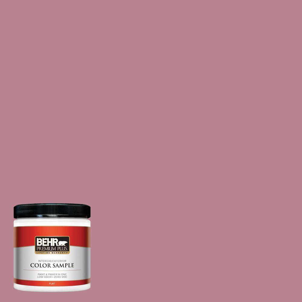 8 oz. #BIC-19 Berry Blush Interior/Exterior Paint Sample
