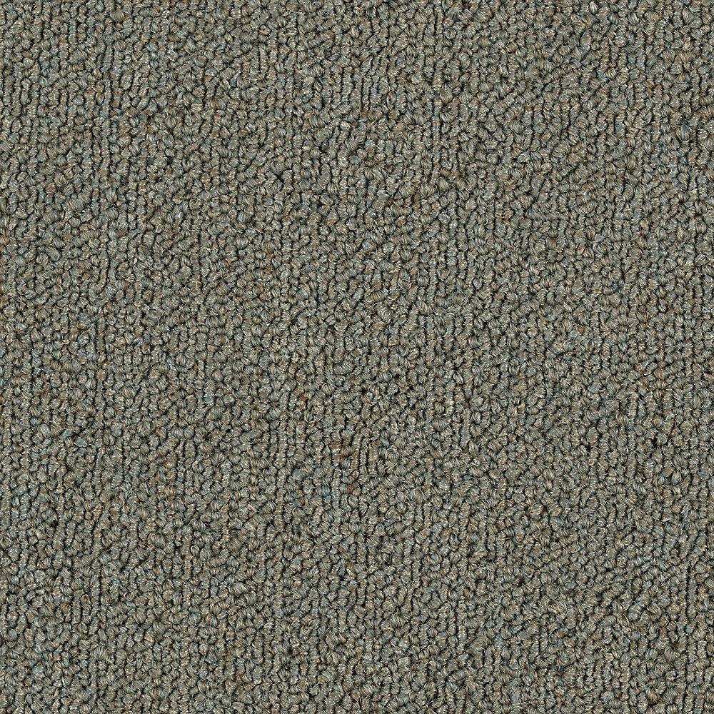 Carpet Sample - Top Rail 26 - Color Starboard Loop 8 in. x 8 in.