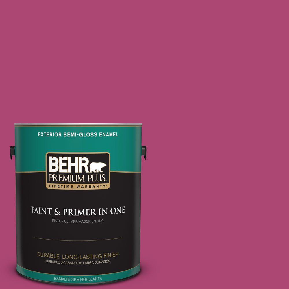 100b 7 Hot Pink Semi Gloss