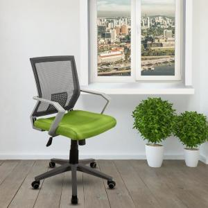 Astonishing Techni Mobili Green Rolling Height Adjustable Mesh Office Caraccident5 Cool Chair Designs And Ideas Caraccident5Info