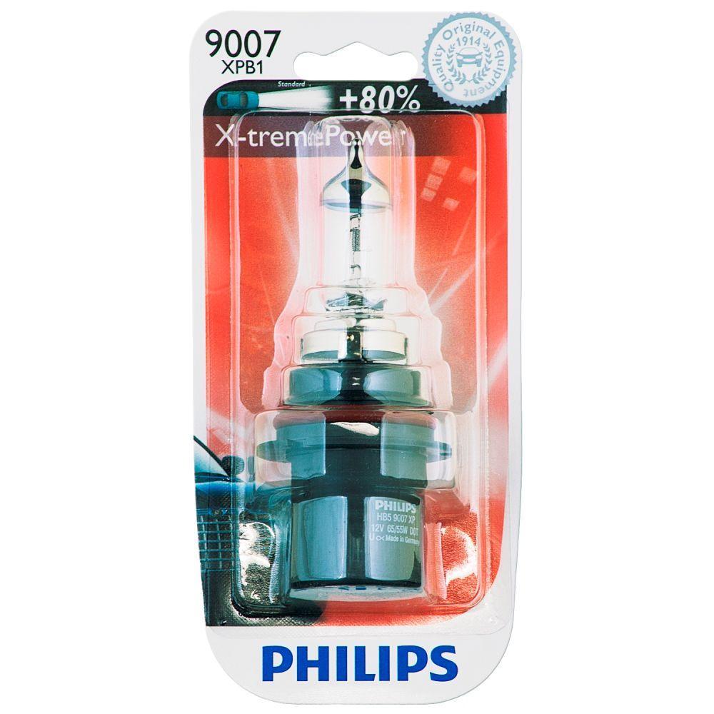 Philips XtremePower 9007 Headlight Bulb (1-Pack)