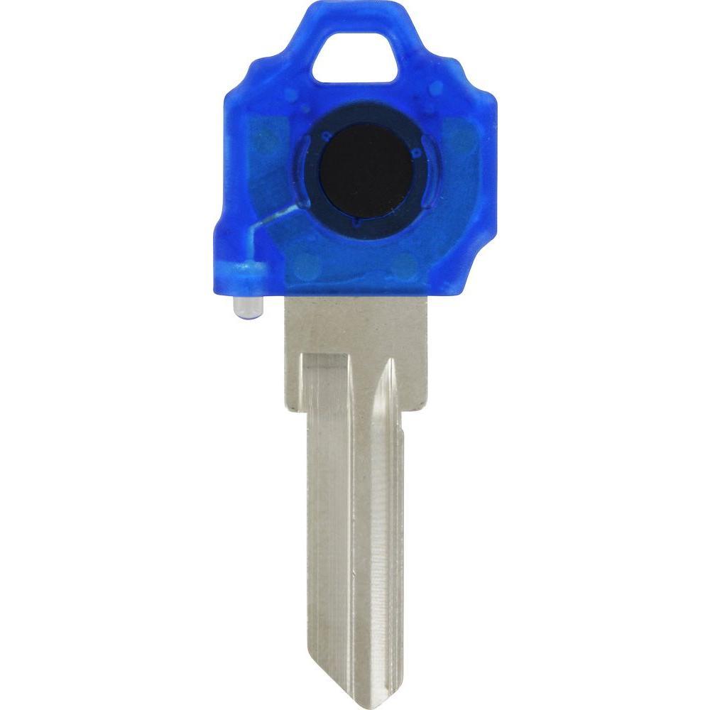 #68 Blank Key Light Blue
