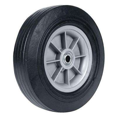 10X2.75 Heavy Duty Poly Wheel