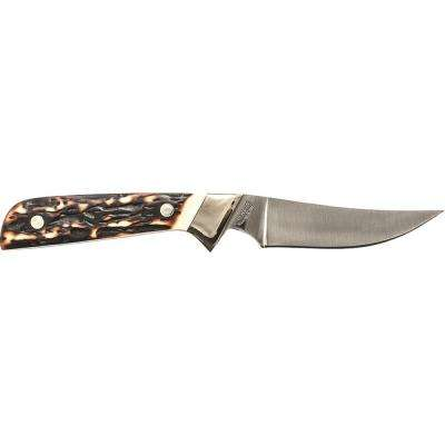 Uncle Henry Wolverine Full Tang Fixed Blade Knife