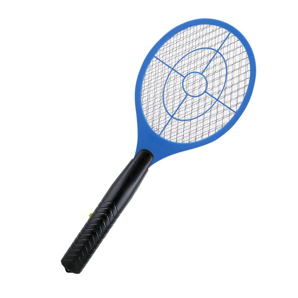 Diy Bug Zapper Racket Campbellandkellarteam Mosquito Swatter Bat Circuit Homemade Projects Pic Flying Insect 12 Pack Per Case Zap Rak H The