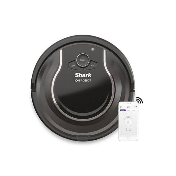 ION Robot Vacuum Cleaner Wi-Fi Automatic (Certified Refurbished)