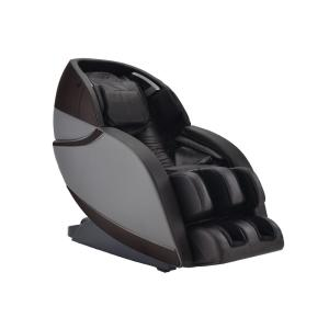Infinity Evolution Brown Premium 3D Massage Chair with Voice Control, Calf Rollers and Oscillation