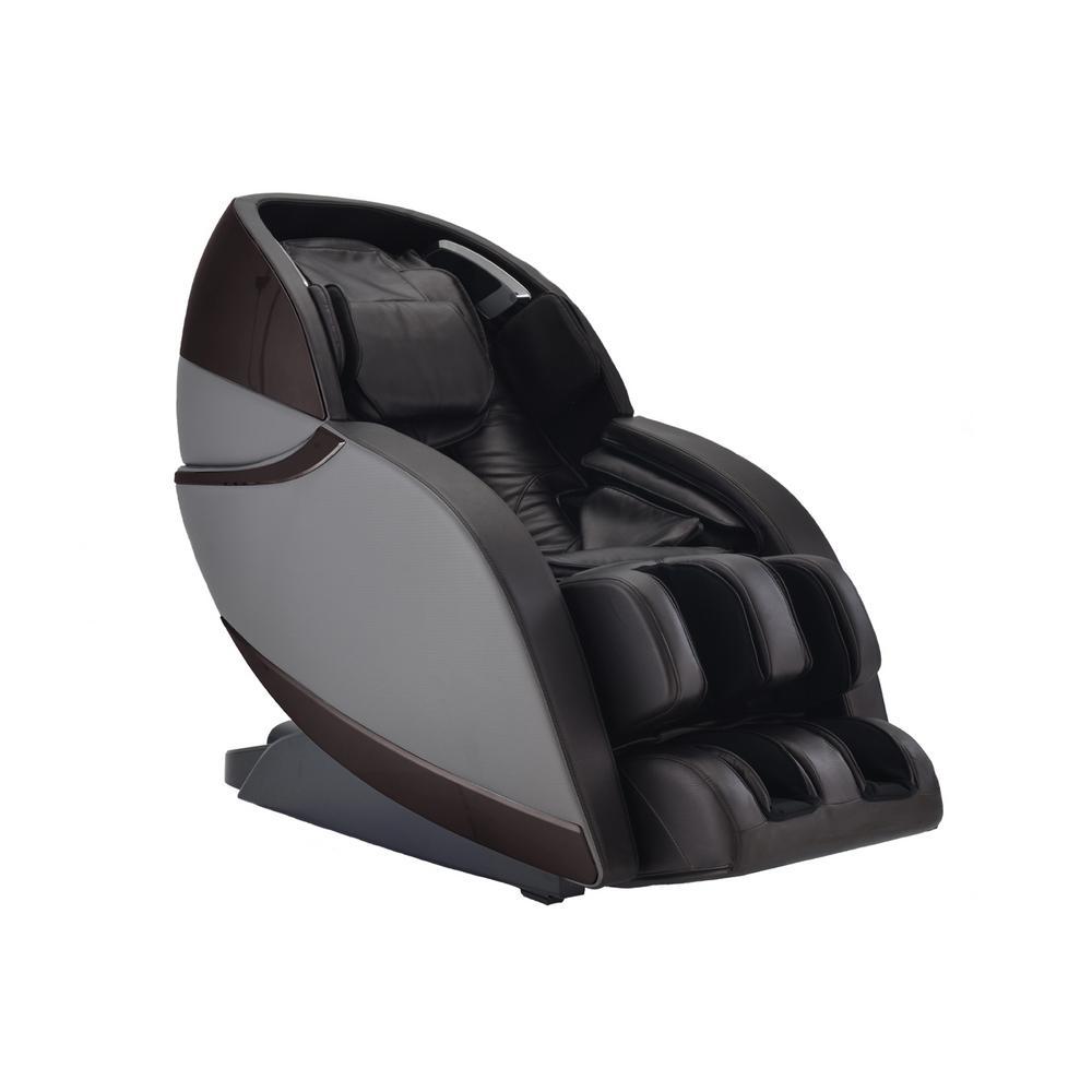 Evolution Brown Massage Chair