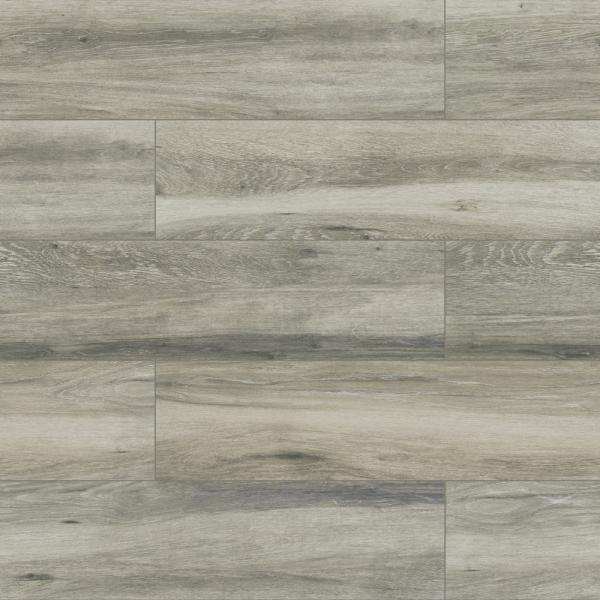 Ranier Taupe 9.5 in. x 35 in. Matte Porcelain Floor and Wall Tile (13.86 sq. ft. / case)