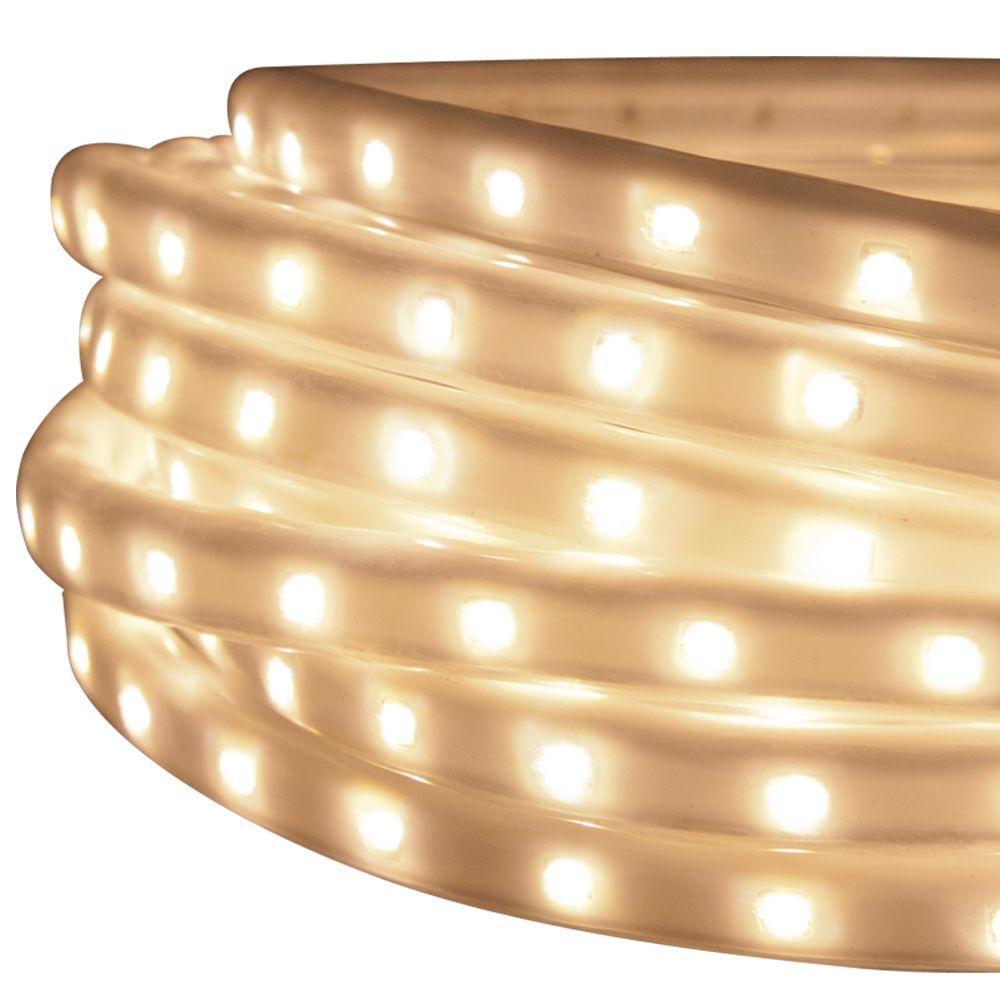 Diy Led Uplighting Rental Atlanta: Commercial Electric 13.2 Ft. Integrated LED Ribbon Light