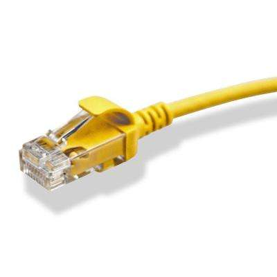 eXtreme 5 ft. High-Flex HD6 Patch Cord, Yellow