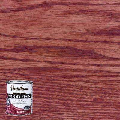 1 qt. Cabernet Premium Fast Dry Interior Wood Stain (2-Pack)