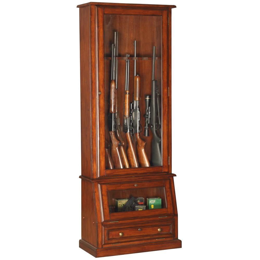 American Furniture Classics 5 81 Cu Ft 12 Gun Slanted