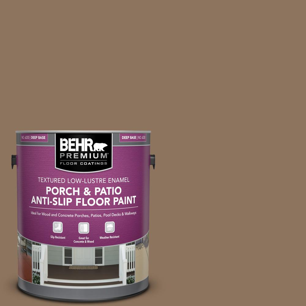 Behr Premium 1 Gal N260 6 Outdoor Cafe Textured Low Lustre