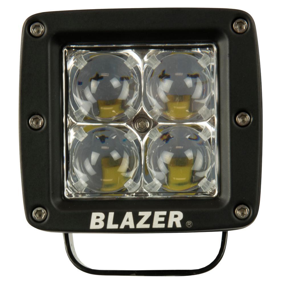 2 in. X 2 in. LED Light Spot