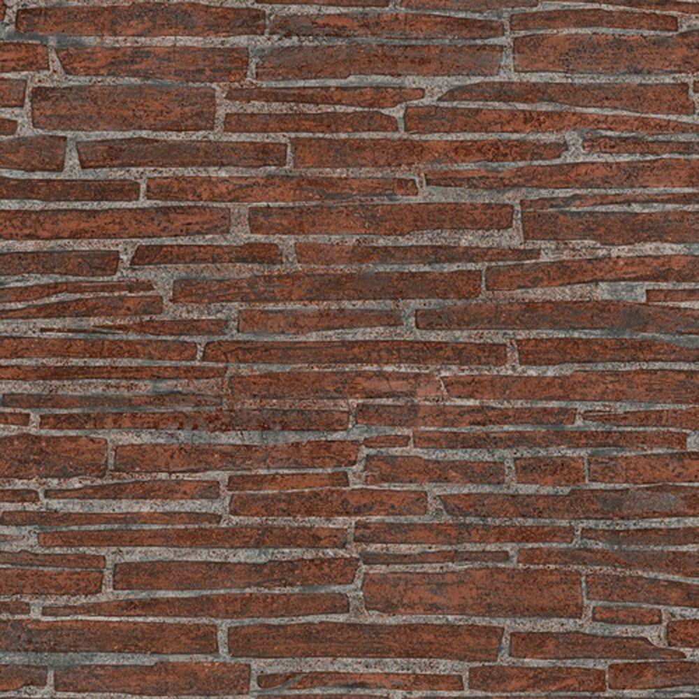 The Wallpaper Company 8 in. x 10 in. Cut Stone Wallpaper Sample