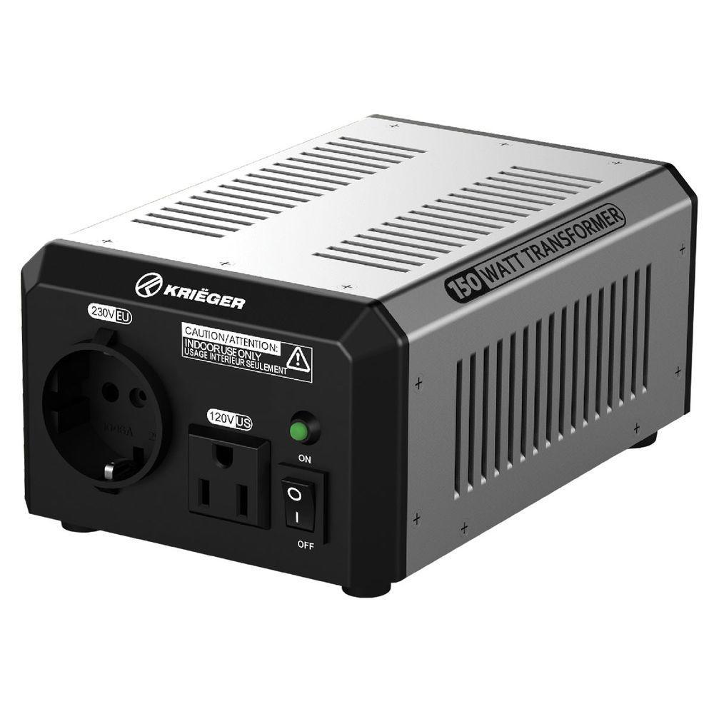 150-Watt Step Up/Down Voltage Transformer