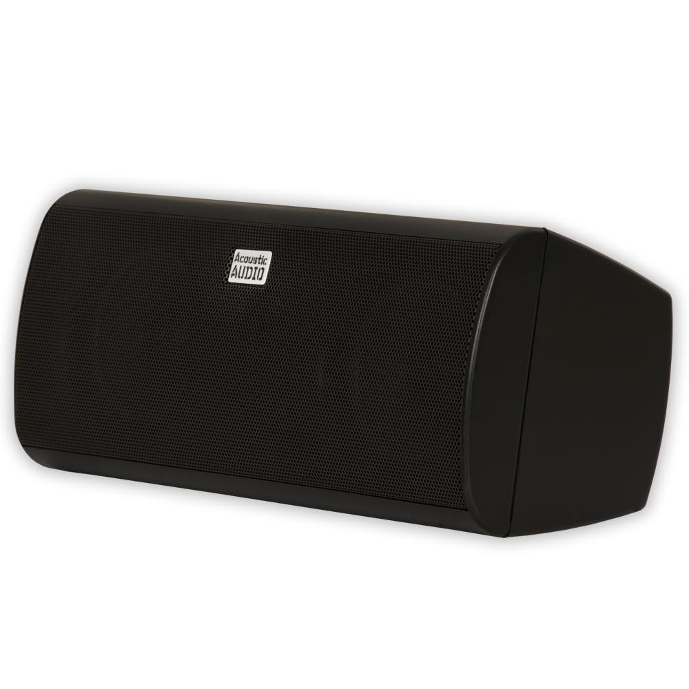 Sima Speaker Selector Black 6 Pairs Ssw L6ex The Home Depot Aa Recorded Speakers Great Circuit To Listen On Tape 400 Watt Indoor 3 Way Center Bookshelf In