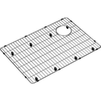 Crosstown Stainless Steel Kitchen Sink Bottom Grid  - Fits Bowl Size 24 in. x 17 in.