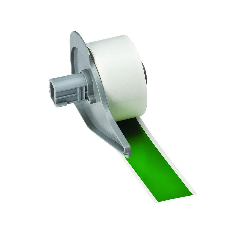 BMP71 B-595 1 in. x 50 ft. Indoor/Outdoor Vinyl Green Film