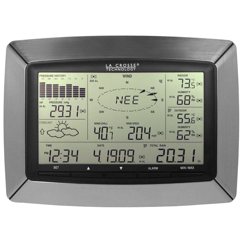 La Crosse Technology Solar Professional Weather Station-DISCONTINUED