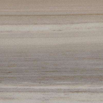 Marble View Linear Gray Marble Matte 24 in. x 24 in. Color Body Porcelain Floor and Wall Tile (15.2 sq. ft. / case)
