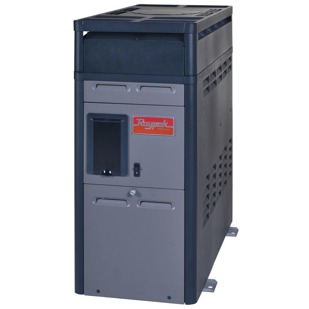 150,000 BTU Digtial Propane Pool Heater
