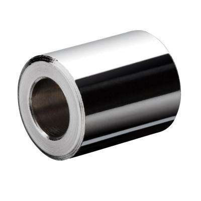 3/8 in. x 1/4 in. Steel Spacers in Chrome (2-Piece/Pack)