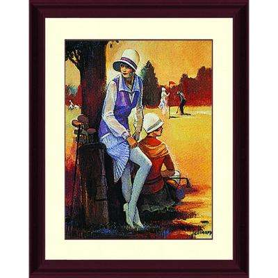 16.in x 13.in''Handicap'' By PTM Images Framed Printed Wall Art