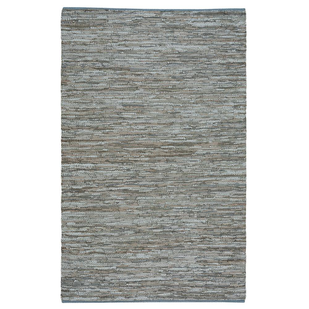 Zions View Light Grey 4 ft. x 6 ft. Area Rug