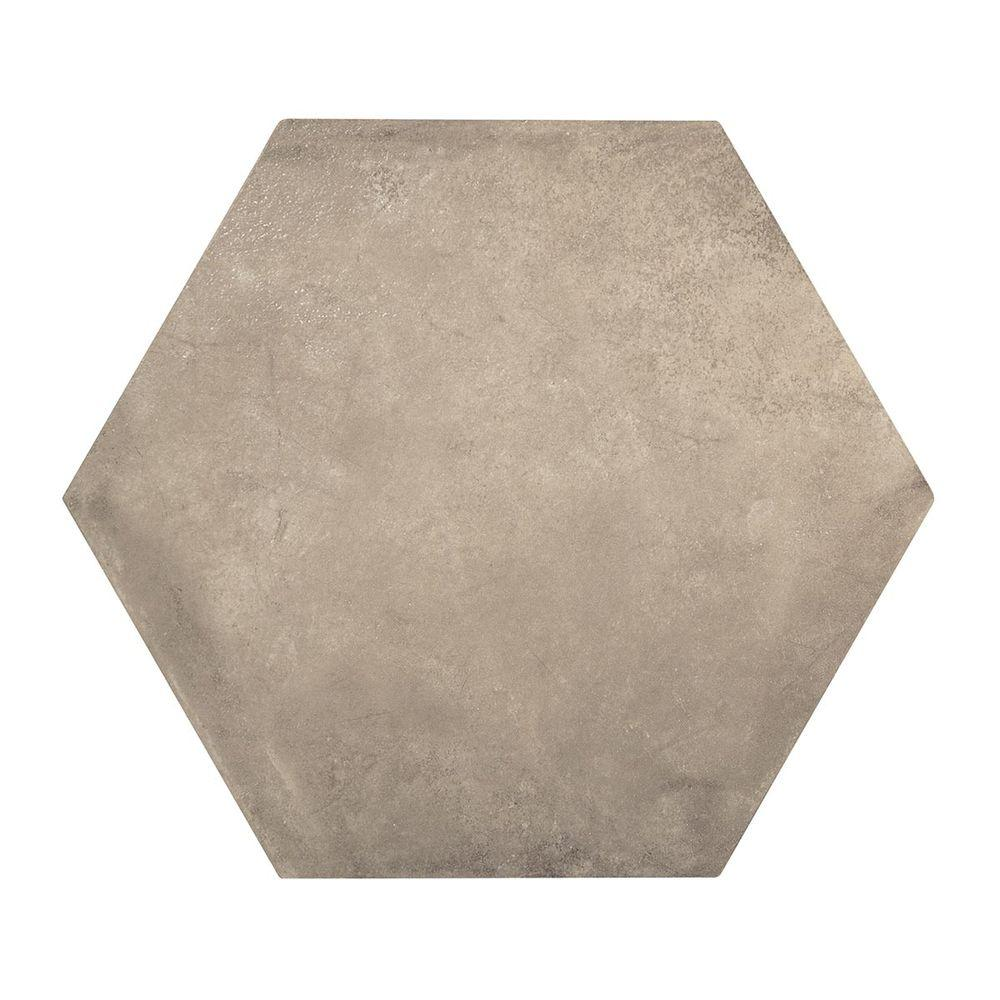 Marazzi studio life chelsea hexagon 16 in x 16 in glazed for Marazzi tile