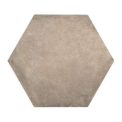 Studio Life Chelsea Hexagon 14 in. x 16 in. Glazed Porcelain Floor and Wall Tile (239.76 sq. ft. / pallet)