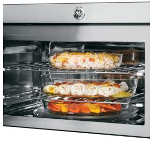 9 Ge Cafe 1 7 Cu Ft Over The Range Convection Microwave
