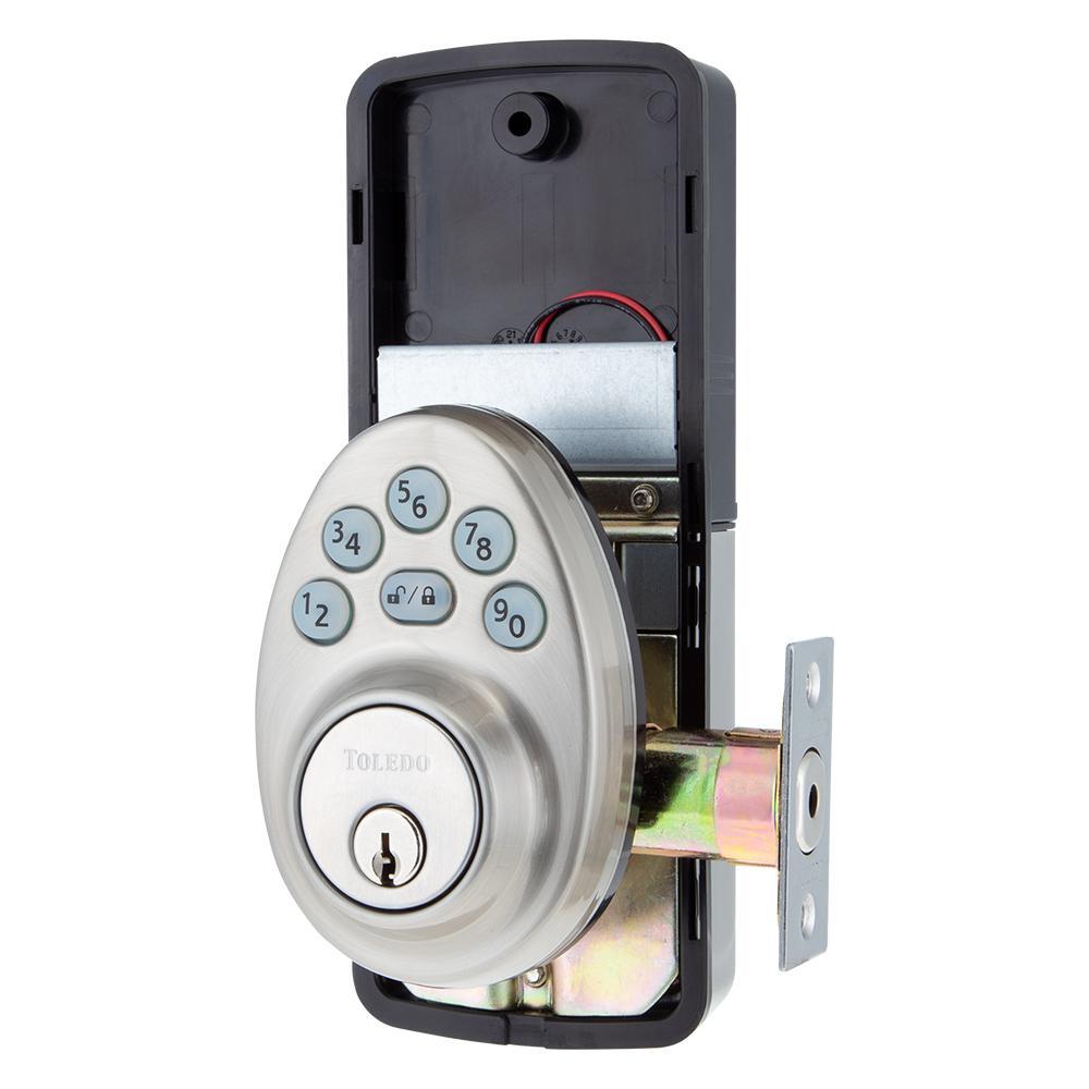 Combination Door Locks Door Hardware The Home Depot