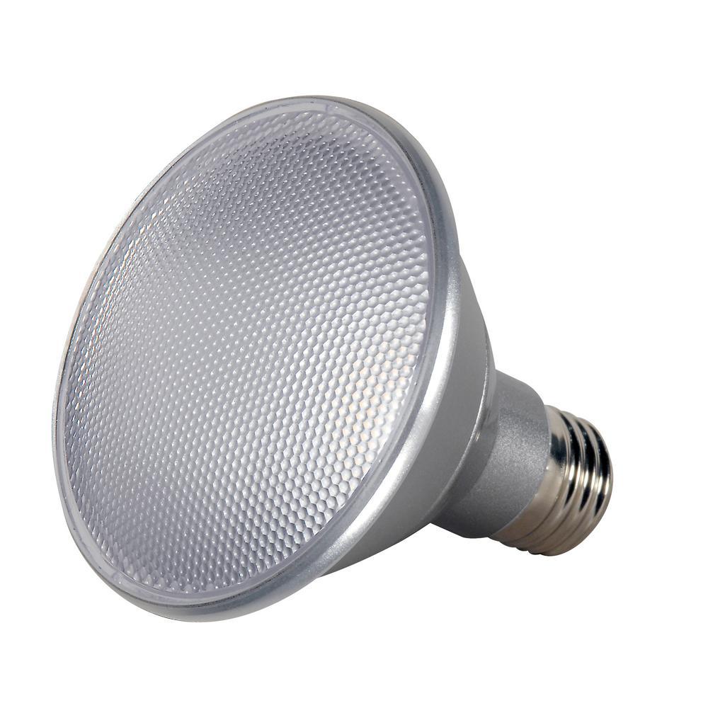 75-Watt Equivalent PAR30 Short Neck Flood LED Light Bulb Daylight