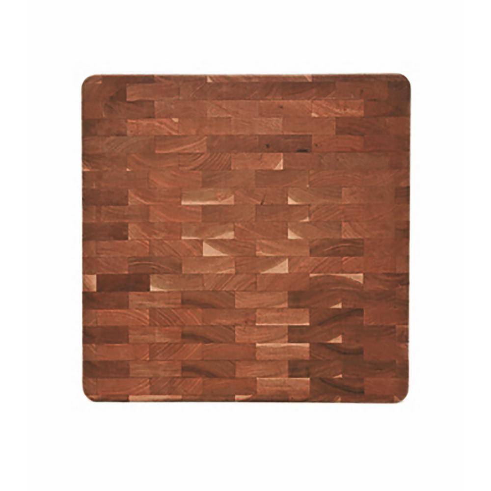 Cherry Chuck End-Grain Cutting Board by