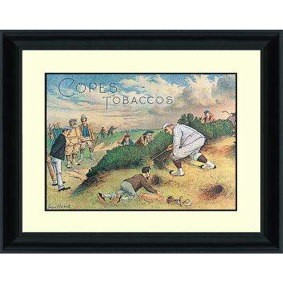 18.62.in x 24.in''In the Gorse'' By PTM Images Framed Printed Wall Art