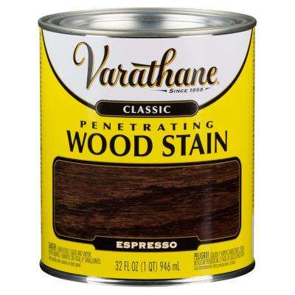 1 qt. Espresso Classic Wood Interior Stain (2-Pack)