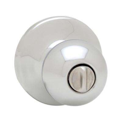 Polo Polished Chrome Bed/Bath Knob