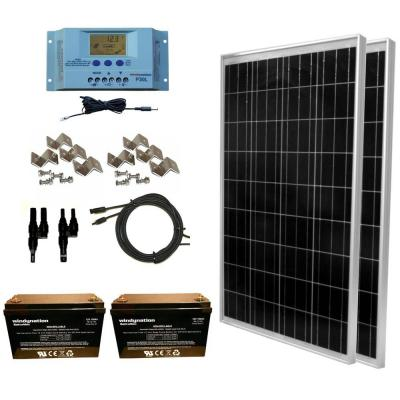Volt Solar Wiring Diagram Power Boat For A Foot on