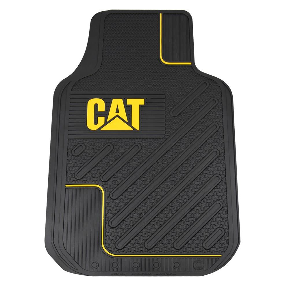 null Caterpillar Elite Floormat Set