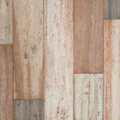 Alonsa 7 mm T x 5.2 in W x 36.22 in L Waterproof Engineered Click Bamboo Flooring (15.45 sq.ft/case)