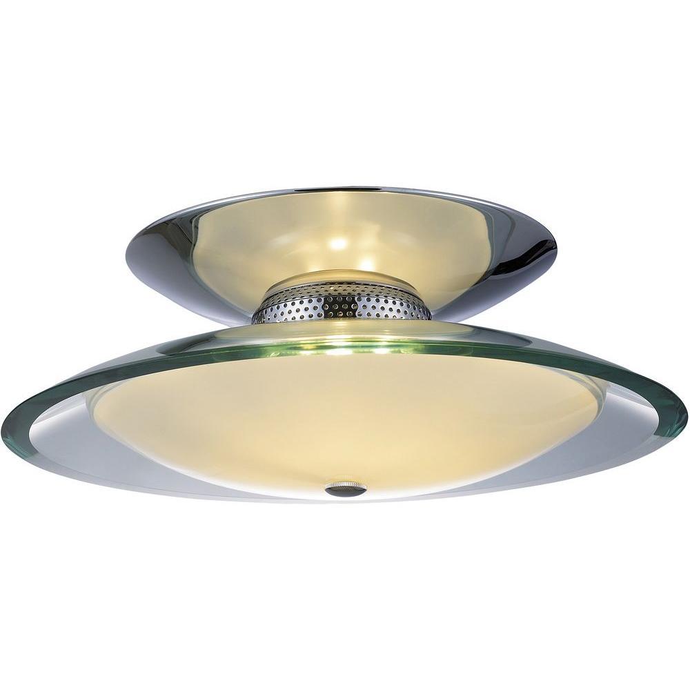 Curva 3-Light Flushmount