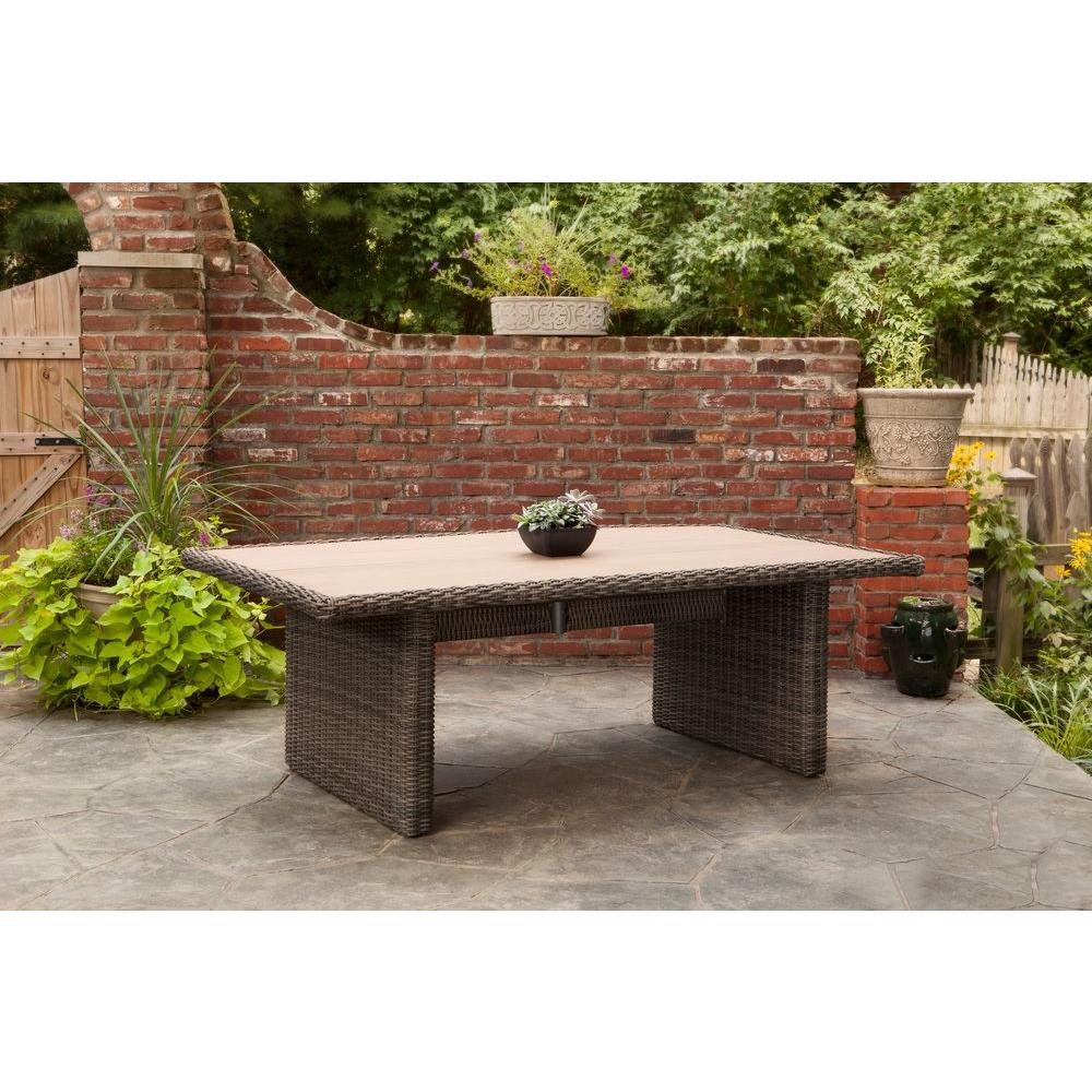 Brown Jordan Northshore Patio Furniture: Brown Jordan Northshore Rectangular Patio Dining Table
