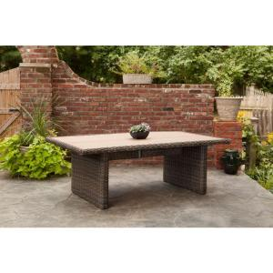 Brown Jordan Northshore Rectangular Patio Dining Table    STOCK DY6061 TD    The Home Depot